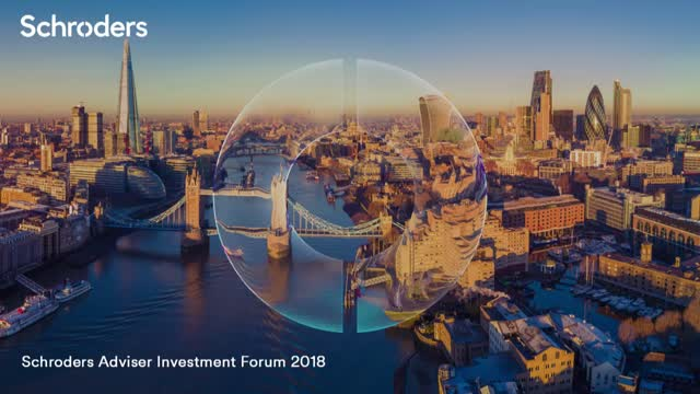 Schroders Adviser Investment Forum - Sustainable investing