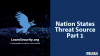 Nation States - Threat Source