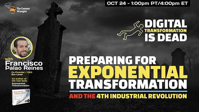 Preparing for Exponential Transformation and the Fourth Industrial Revolution