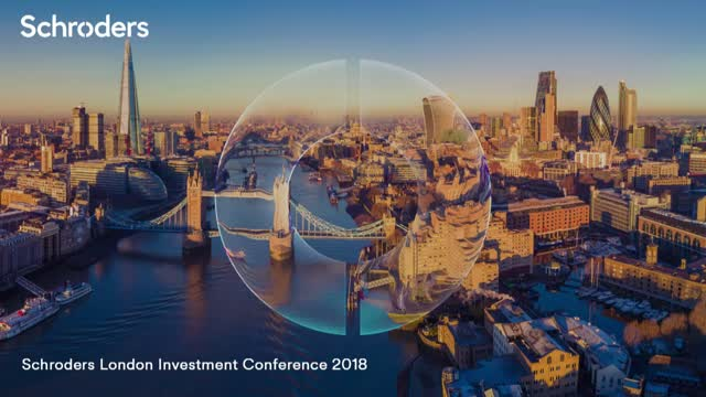 Schroders London Investment Conference - UK equities