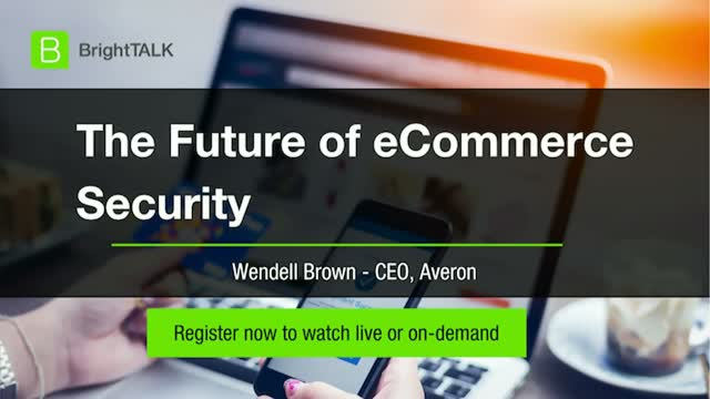 The Future of eCommerce Security