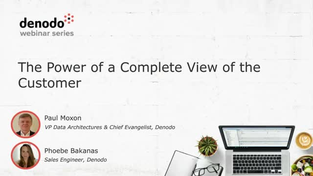 The Power of a Complete View of the Customer (APAC)