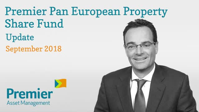 Premier Pan European Property Share Fund - Update 12:25