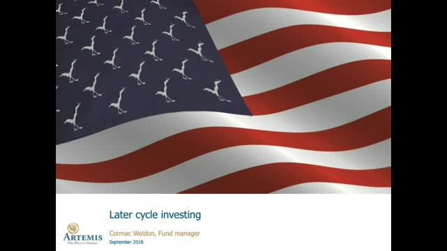 Webcast: Prolonged growth in the US…