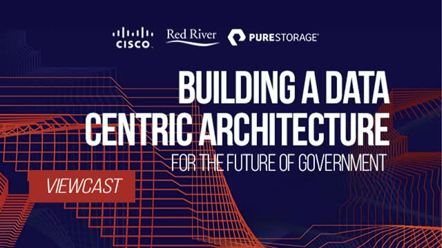 Building a Data-Centric Architecture for the Future of Government