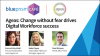 Ageas: Change without fear drives Digital Workforce success