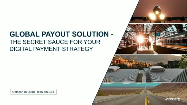 Global Payout Solution – The Secret Sauce for Your Digital Payment Strategy