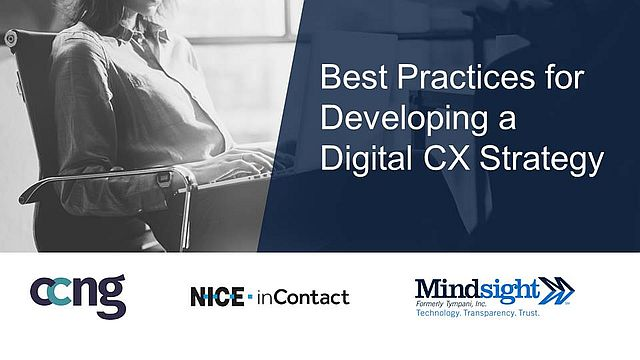 Developing a Digital CX Strategy - An Interview with Greg Cummings