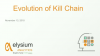 Branched Execution, The Evolution of a Kill Chain
