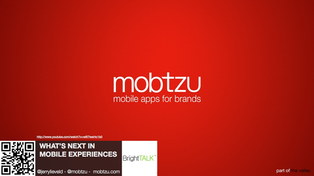 What's Next in Mobile Experiences?