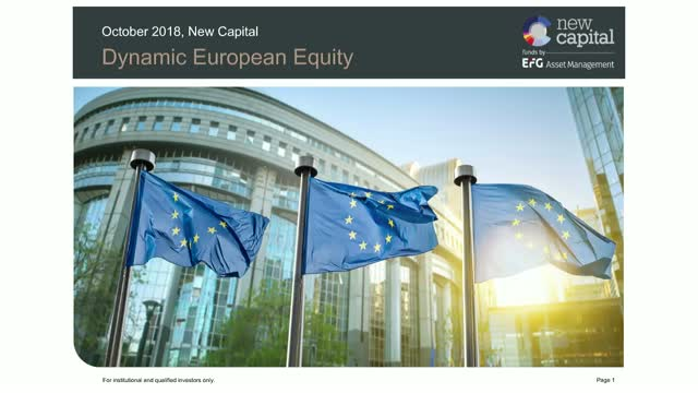 New Capital Dynamic European Equity Fund