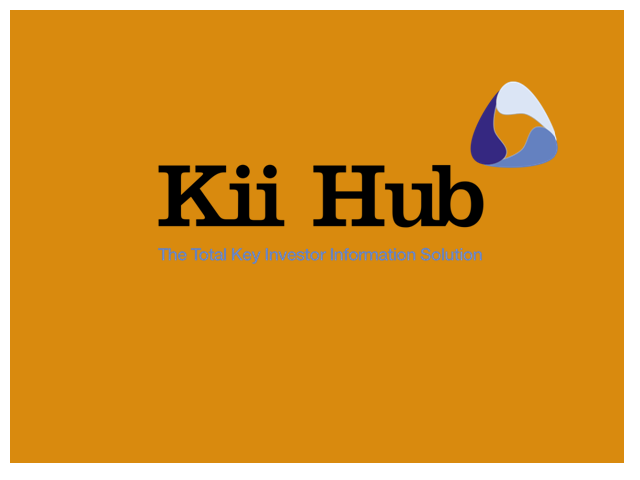 Key Investor Information Documents (KIIDs) - Meeting the Challenges