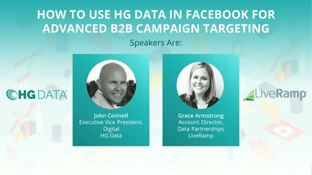 How to Use HG Data in Facebook for Advanced B2B Campaign Targeting