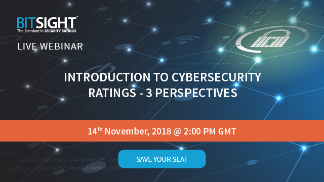 Introduction to Cybersecurity Ratings - 3 Perspectives
