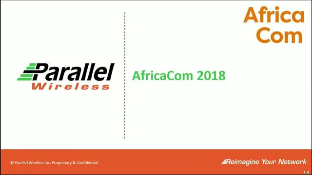 In Case You Missed Us at AfricaCom 2018