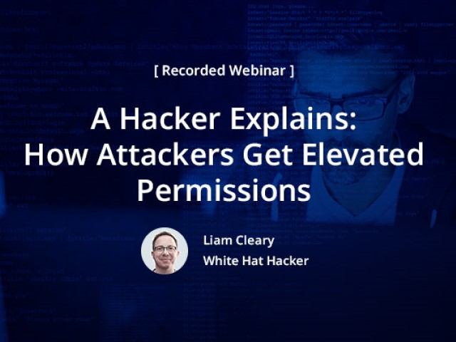 [A Hacker Explains] How Attackers Get Elevated Permissions