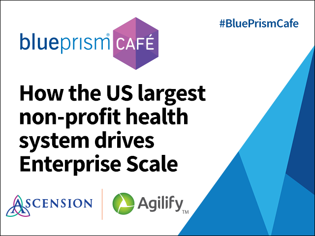 Ascension | How the US largest non-profit health system drives Enterprise Scale