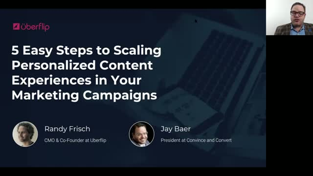 5 Easy Steps to Scaling Personalized Content Experiences in Marketing Campaigns