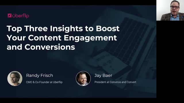 Top Three Insights to Boost Your Content Engagement and Conversions
