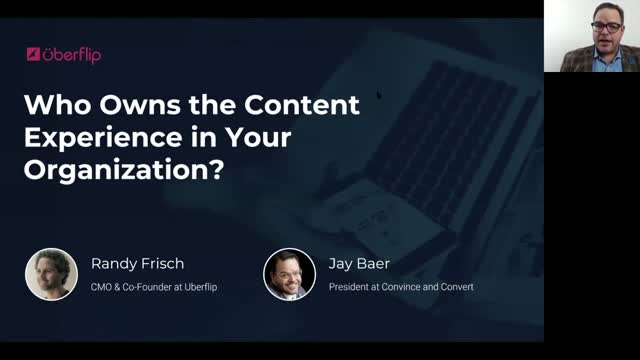 Who Owns the Content Experience in Your Organization?