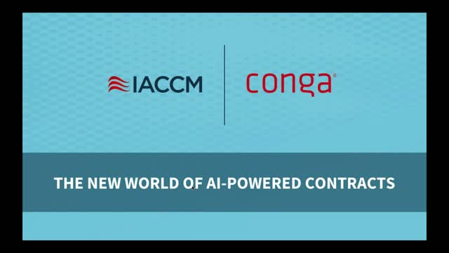 The New World of AI - Powered Contracts