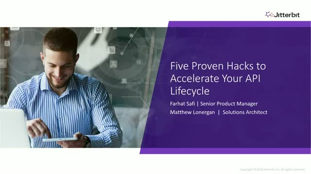 Five Proven Hacks to Accelerate Your API Lifecycle