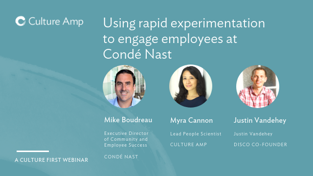 Engaging the next generation of audiences and employees at Condé Nast