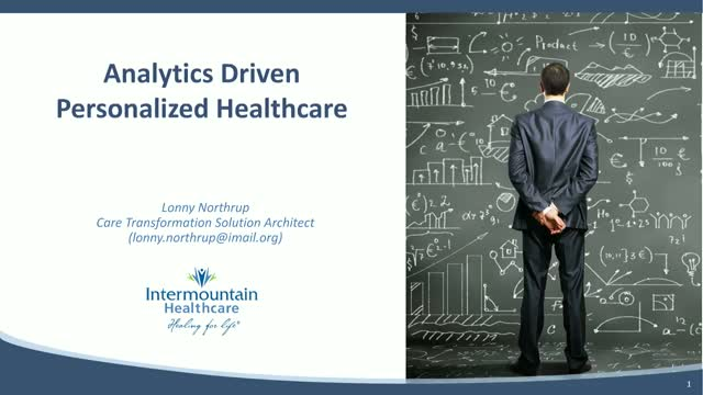 [Ep. 4] Analytics Driven Personalized Healthcare Using Machine Learning and AI