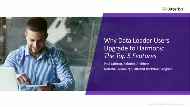 Why Data Loader Users Upgrade to Harmony: The Top 5 Features