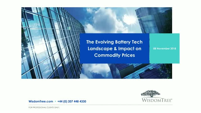 The Evolving Battery Tech Landscape & Impact on Commodity Prices