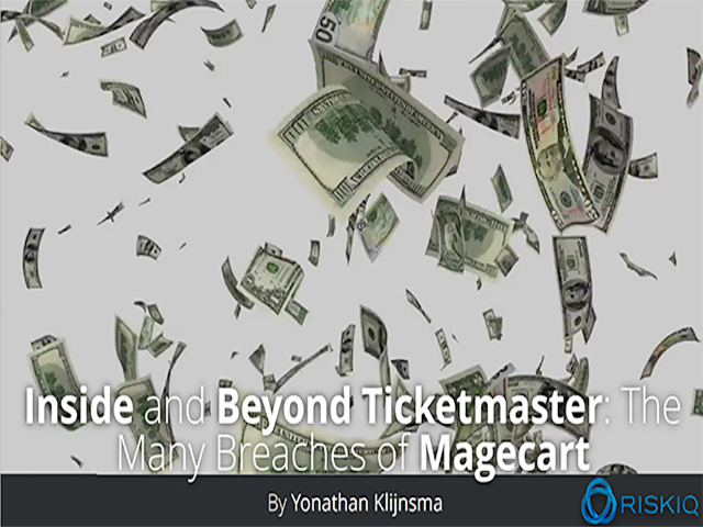 Inside and beyond BA and Ticketmaster - the many breaches of Magecart