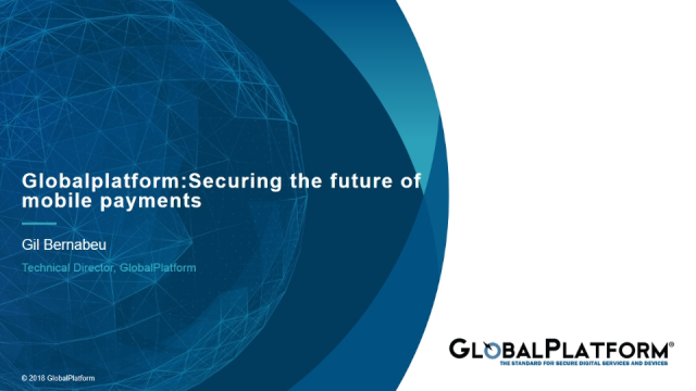 Securing the future of mobile payments