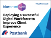 Postbank: Deploying a successful Digital Workforce to improve Client Experience