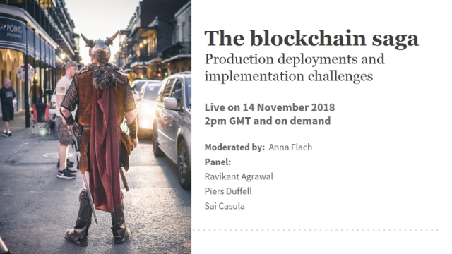 The Blockchain Saga: Production Deployments and Implementation Challenges