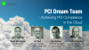 The PCI Dream Team on Achieving PCI Compliance in the Cloud