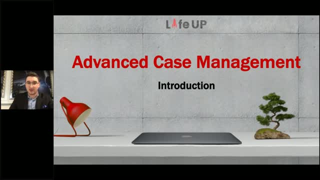 Case management - innovative way of management business processes and content