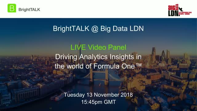 Driving Analytics Insights in the world of Formula One™
