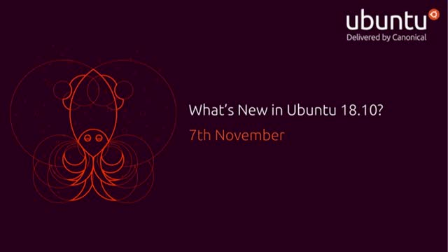 What's New in Ubuntu 18.10
