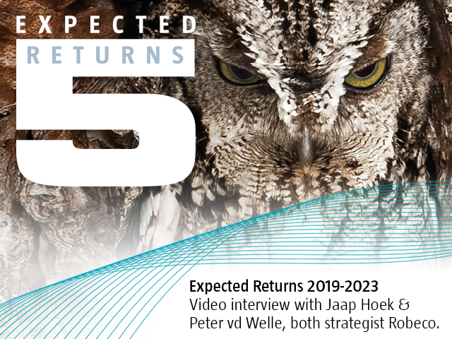 Expected Returns 2019-2023