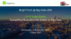 Compelling Business Use Cases for Big Data