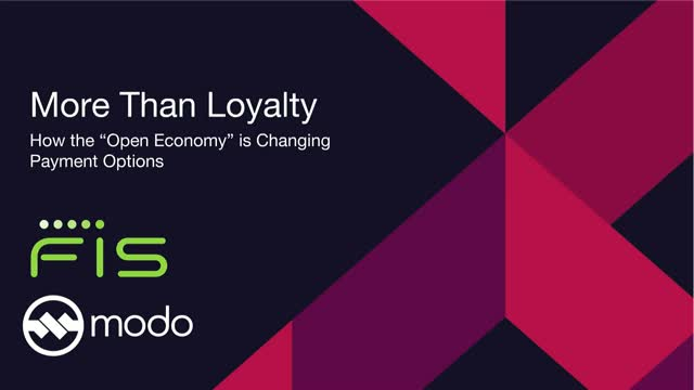 "More Than Loyalty: How the ""Open Economy"" is Changing Loyalty Programs"