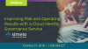 Improving Risk and Operational Results with a Cloud Identity Governance Service