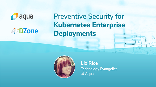 Preventive Security for Kubernetes