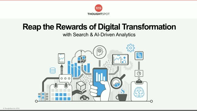 Reap the Rewards of Digital Transformation with AI-Driven Analytics