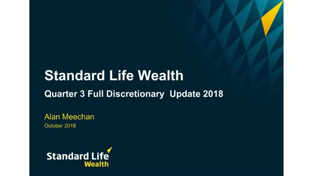 Standard Life Wealth Q3 2018 update