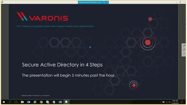 Secure Active Directory in 4 Steps