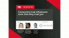 Consumers trust influencers more than they trust you