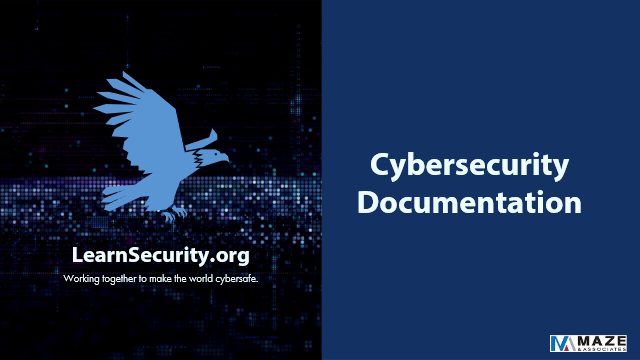 Cybersecurity Documentation