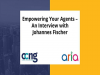 Empowering Your Agents -- An Interview with Johannes Fischer
