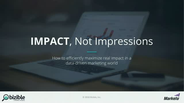 How to Grow Marketing Impact, Not Impressions
